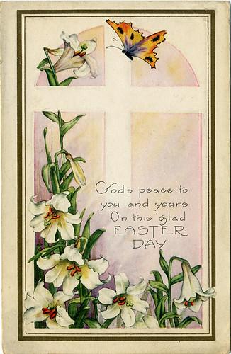 Postcard:  Gods Peace to you