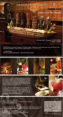 Exotica Cocktail  email (lubolee) Tags: exotica trader vics upcoming:event=174540
