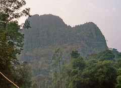 Hic sunt dracones I, Laos (krismo_pompas) Tags: cliff mountain dragon cliffs limestone jagged laos konglor chinesedragons