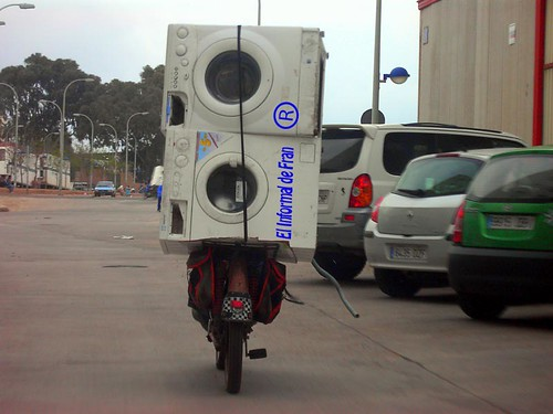 mobile cargada