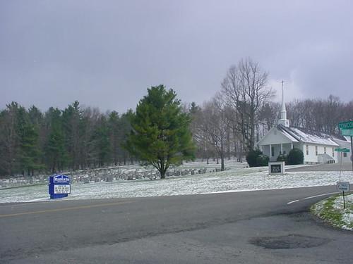 More snow.  Huh.