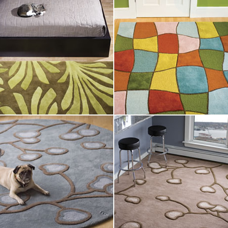 Angela Adams Rugs + Prints