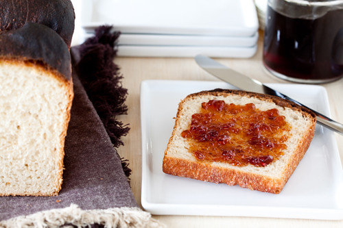 Homemade Toast Bread