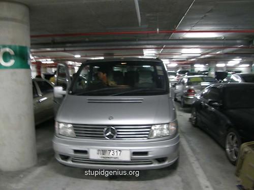 Van to Hua Hin
