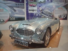 47.National Automobile Museum:古董車展示