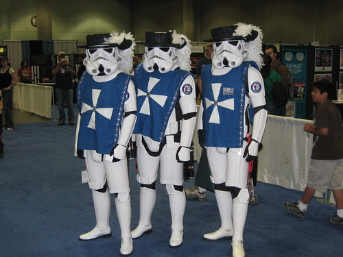 The Three Stormtroopers