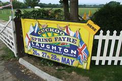 Laughton Cuckoo Spring Fayre 2007 #1