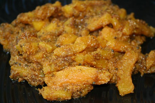 butternut squash bakar bhaji 1