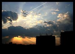 Sunrise... (majeczka_majeczka) Tags: sun poland crakow soe blueribbonwinner supershot majeczkamajeczka shieldofexcellence ultimateshot wowiekazowie