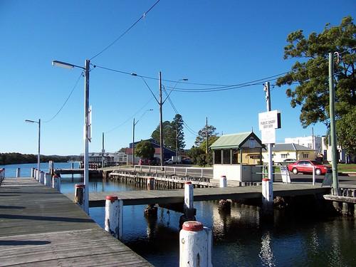Woy Woy Public Wharf