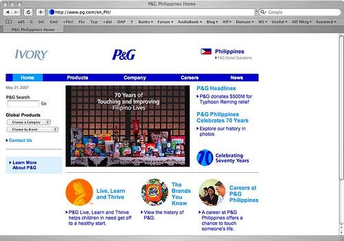 P&G Phils