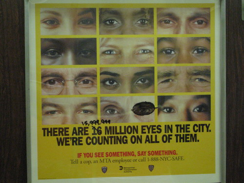 15999999 Eyes on the G Train