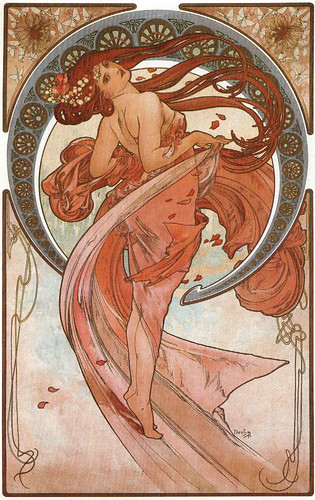 Mucha The Dance