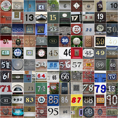 Property Numbers Mosaic  01 (Leo Reynolds) Tags: mosaicnumber photomosaic pnset01 scoutleol30 groupphotomosaics xexplorex groupfd xleol30x xphotomosaicx hpexif xratio1x1x xsquarex xx2006xx