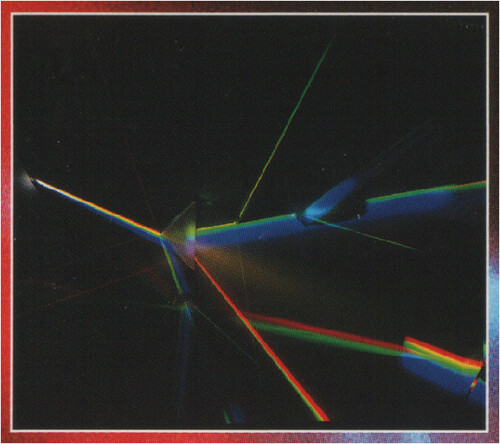 dark side of the moon take 5 - pink floyd by oddsock.