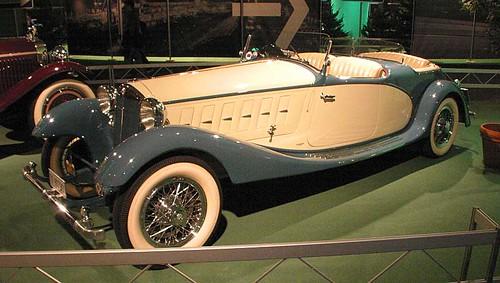 Lancia Astura Double Phaeton Tourer 1933
