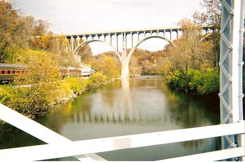 Ohio Turnpike Bridge