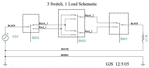 Double pole or 4 way switch page 3 sciox Image collections