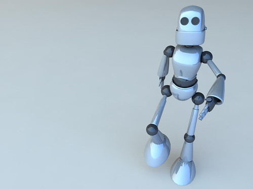 Robot Joe by FlySi, on Flickr
