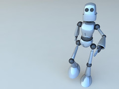 Robot Joe by FlySi