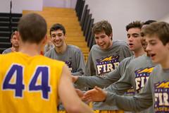 Men's Basketball 2016 - 2017 (Knox College) Tags: knoxcollege prairiefire men college basketball monmouth athletics sports indoor team basketballmen201736040