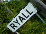 Ryall! Look where we went today. It's a