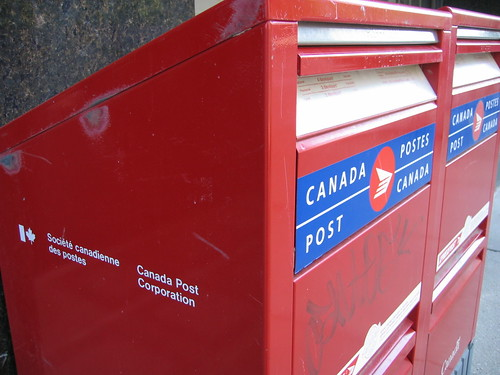 mailboxes by dulcie, on Flickr