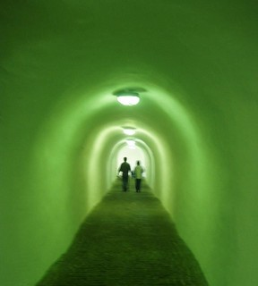 The Light At The End Of the Tunnel <    A K A     > you are now entering.........