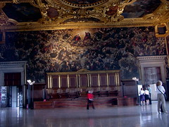 Doges Palace: Tintoretto's  Paradise