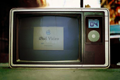 ipod video ipodvideo wondering wanderingabout interface apple
