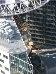structures (stijn) Tags: architecture sonycenter potsdamerplatz panorama germany berlin
