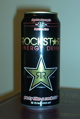 Energy Drinks. Use in Moderation