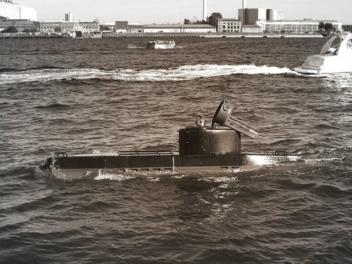Submarine - Foto di Nils Kuhn
