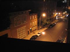 Insomnia 1 Img_0534 (Lanterna) Tags: city nyc newyork night glow nightscape insomnia streetscape lanterna greenwichvillage bleary canonpowershota75