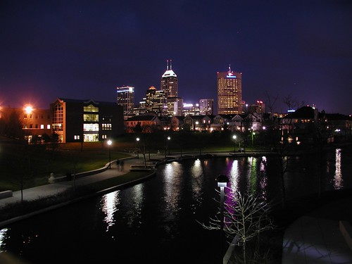 Indianapolis — Canal, North (March 30, 2005)