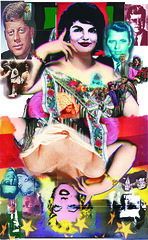 Marilyn-Jackie.2 (Mary Bogdan) Tags: playing marilyn john cards interestingness jackie published artist assemblage mixedmedia marilynmonroe illustrations andywarhol warhol kennedy jackieo jackiekennedy ingres exhibited marybogdan exhibitedworks mixedmediapaintings presidentjohnfkennedy