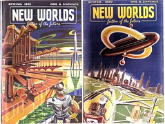 New Worlds (jovike) Tags: sf uk magazine literature sciencefiction magazines newworlds
