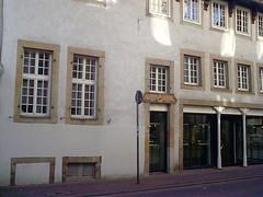 Hasestraße Steinwerk