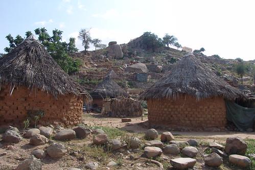 Barentu houses