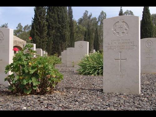 Eritrea - Asmara War Cemetary