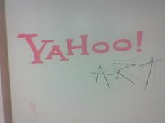 Yahoo! Art