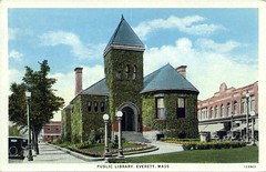 Parlin Library, Everett, Massachusetts
