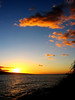 Sunset in Maui (S.D.) Tags: sunset canon hawaii maui janny s410 canons410