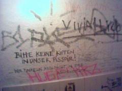 the writings on the wall (illtillwillkillbill) Tags: moblog berlin pinkeln xberg poerks prks