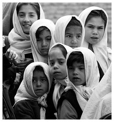 hopes (janchan) Tags: school people afghanistan students kids children asia veil classroom escuela reportage scuola saarc thetaleofaurezu whitetaraproductions