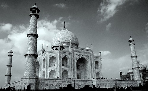 construisez votre propre Taj Mahal
