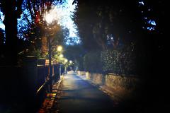 Eventreur (elfonko) Tags: strange ghost night sevres street france mystery dark
