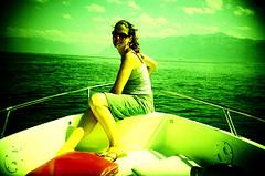 Pin-up (-Antoine-) Tags: lake green switzerland lomo lca crossprocessed suisse geneva crossprocess lac vert lausanne crossprocessing svizzera ge leman lman pinup genevive dosomethingniceforthisgirl