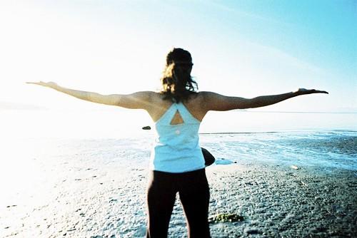 Sarah Pullman - yogaforgeeks.com