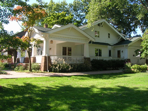 Craftsman House - Bungalow, Columbus, OH,modern,house,design